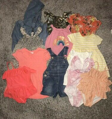 Baby Girl's Next Summer Bundle 9-12 Months *Excellent Condition*