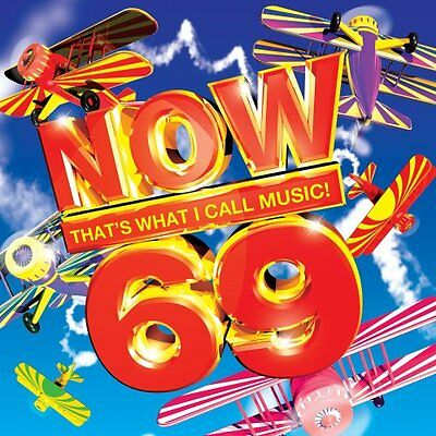 Various Artists - Now That's What I Call Music! 69 - UK CD album 2008