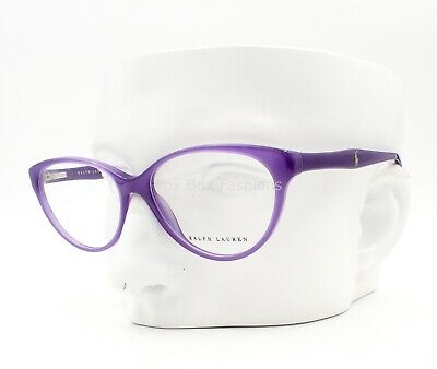 77732cf13f97 RALPH LAUREN POLO RL 6093 5337 Eyeglasses Optical Frames Glasses Purple  54-16-13