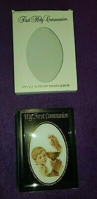 """my First Holy Communion"" Special Moments Photo Album - Fits 36 Photos"