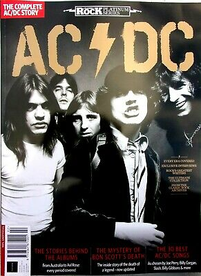 Classic Rock Magazine Platinum Series 2019 ~ The Complete Ac/Dc Story ~ New ~