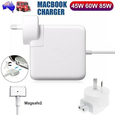 """45W 60W 85W AC Power Adapter Magsafe 2 T Charger For Apple MacBook Pro 13 15 17"""""""