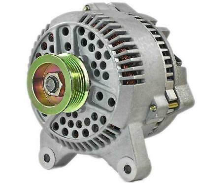 New High Amp Alternator Fits 02-04 Ford E-Series Van 4.6 5.4 6.8 F6Au-10300-Ab
