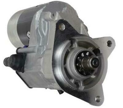 Gear Reduction Starter Fits Holland Tractor 5640 6430 6640 7740 7810S 7840