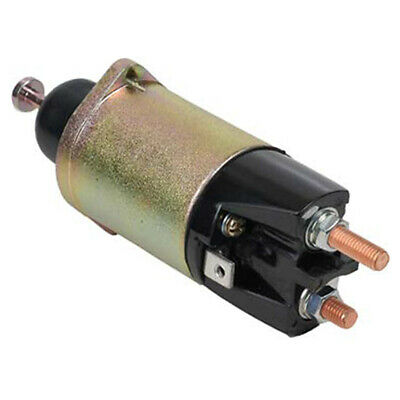 Starter SWITCH SOLENOID Fits MITSUBISHI-FUSO FB FE Series 3.3L 4D30 4DR5 1984-89