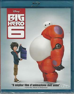 Blu Ray: Big Hero 6 (Disney) Nuovo Sigillato