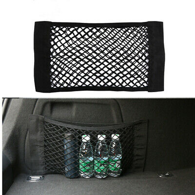 Car Trunk Box Storage Bag Mesh Net Bag 50cm*25CM Car Styling Luggage Organizer