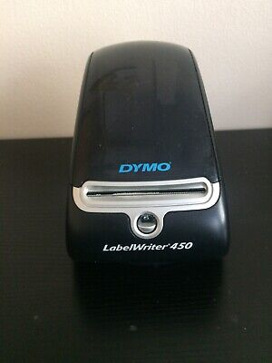 Dymo Labelwriter 450 With All Leads