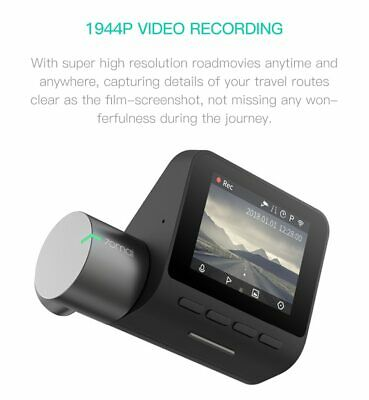 Original Xiaomi 70mai Dash Cam Pro Cam English Voice Control