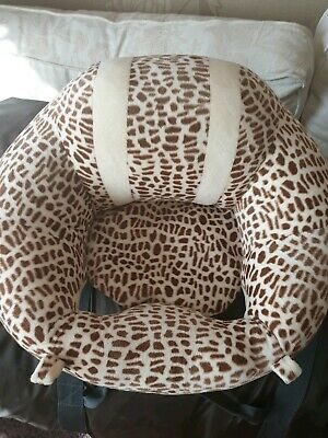 Baby Support Seat Soft Chair Cushion Sofa Plush Pillow bnwot
