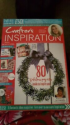 Crafters Inspiration Magazine Issue 20 From Crafters Companion And Sara Davies