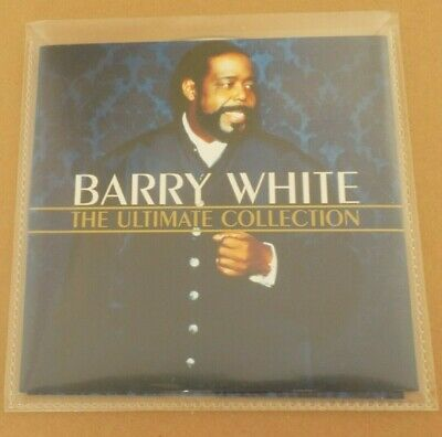 Barry White / The Ultimate Collection CD ALBUM.