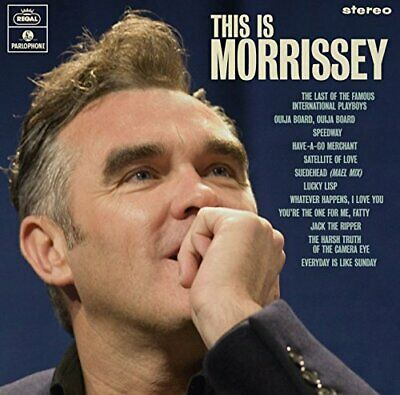 "CD MORRISSEY ""THIS IS MORRISSEY"". Nuevo y precintado"