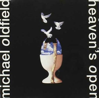 "CD MIKE OLDFIELD ""HEAVENS OPEN -DISKY-"". Nuevo y precintado"