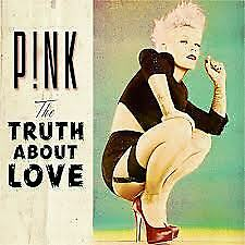 "CD PINK ""THE TRUTH ABOUT LOVE"". Nuevo y precintado"