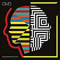 """Cd Orchestral Manoeuvres In The Dark """"The Punishment Of Luxury. Standard Edition"""