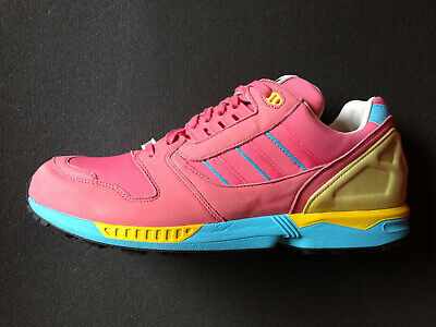 ADIDAS ZX 8000 Bravo Checkpoint Dreilinden Made in Germany US12,5 UK12 FR 47 13