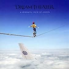 "CD DREAM THEATER ""A DRAMATIC TURN OF EVENTS"". Neuf et scellé"