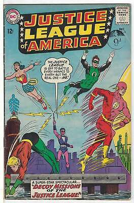 Justice League of America (Vol 1) #  24 (VG+) (Vy Gd Plus+)  RS003 DC Comics ORI