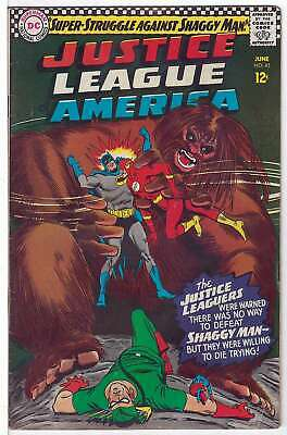 Justice League of America (Vol 1) #  45 (FN+) (Fne Plus+)  RS005 DC Comics ORIG