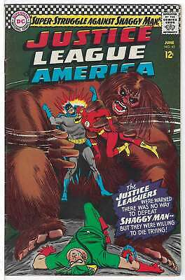 Justice League of America (Vol 1) #  45 (FN+) (Fne Plus+)  RS004 DC Comics ORIG
