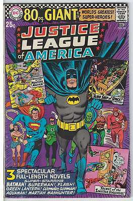 Justice League of America (Vol 1) #  48 (FN+) (Fne Plus+)  RS003 DC Comics ORIG