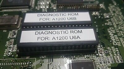 Preflashed with Amiga ROM diagnostic DiagROM 1.1 for A500//A2000 GGLABS F2R16