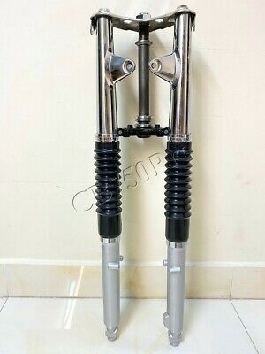 Front Fork Complete Assembly for Honda SS50 SS50Z fits CD50 CD70 CL50 CL50s CL70