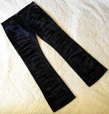 TROUSERS man vintage 90's VERSACE Jeans Couture made in Italy TG 46 circa M