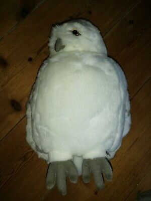 Harry Potter Official Hedwig Owl Puppet Plush Toy