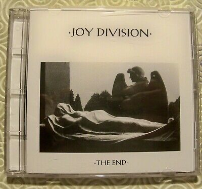 "Joy Division ""The End"" Cd Studio Outtakes Sessions 1977-1979 Rca Demos"