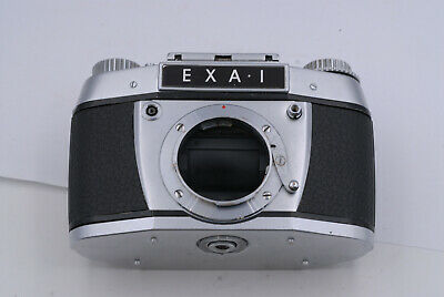 EXA Ia IHAGEE DRESDEN 35mm FILM CAMERA