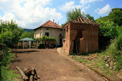 Rural house for sale with stunning views, near spa & ski resorts in Bulgaria