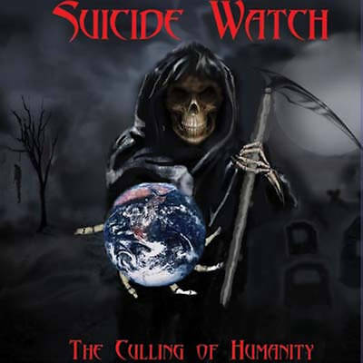 SUICIDE WATCH Culling of Humanity CD 2010 Thrash Destruction Kreator Xentrix