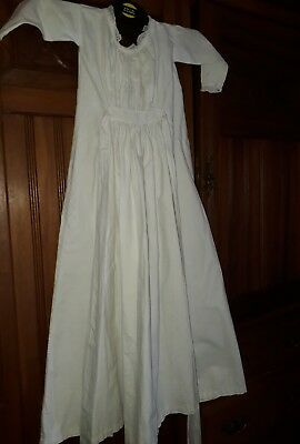 Antique/Vintage Christening gown white