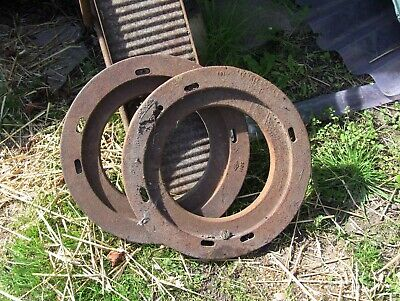 BMB PLOUGHMATE wheel weights