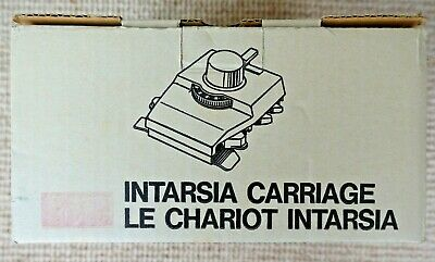 Brother Intarsia Carriage KA 8210 - Knitting Machine Part