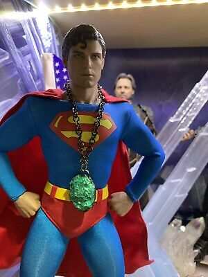 1/6 Scale Kryptonite di Superman Movie - Hand Made for Hot Toys