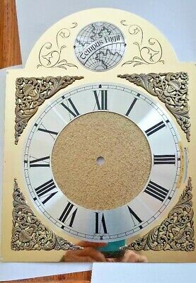 Hermle Grandmother/Grandfather clock dial for 1151 movement  size 250x250x335 mm