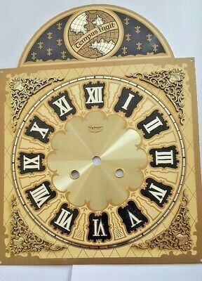 Hermle Grandmother/wall clock dial for 141 movement  size 250 x 250 x 335 mm