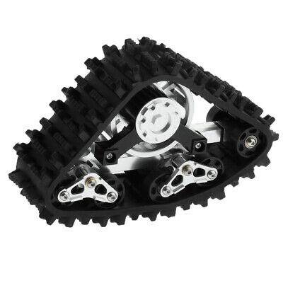 1:10 RC Crawlers Pneumatico Track Ruote Sandmobile Conversion Snow Tire per