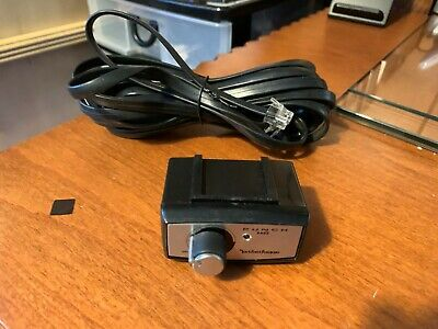 ROCKFORD FOSGATE PUNCH Power Amplifier Amp Bass Knob Old School Used