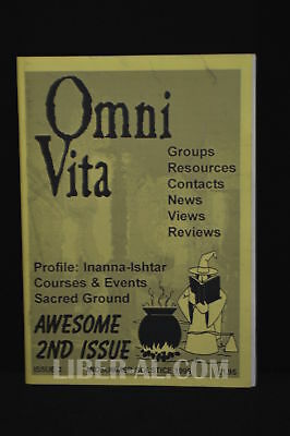 Omni Vita Issue 2 Midsummer Solstice 1996