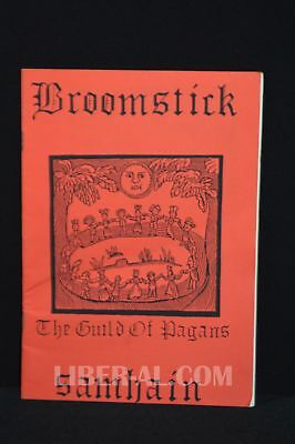 Broomstick (The Guild of Pagans) Samhain 1993