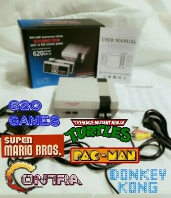 620 retro classic game in one console Mini Vintage Retro TV