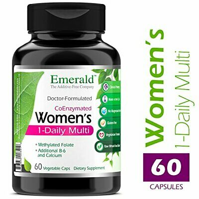 Women's 1-Daily Multi - Complete Daily Multivitamin with CoEnzymes + Vitamin B6