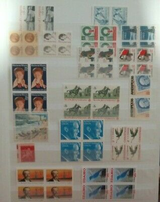 USA Thematic and Airmail MNH MUH stamps