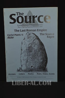The Source: Scottish Esoteric Network Newsletter No.4 Spring Equinox/Beltaine...