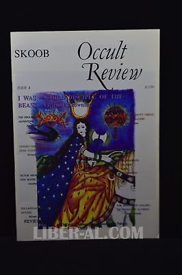 SKOOB Occult Review Issue 4 (1991)