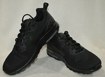 new product c1745 76ed9 Nike Air Max Motion LW Black Anthracite Men s Running Shoes - Size 9 10